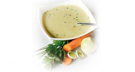 newdiet Gemüse-Cremesuppe